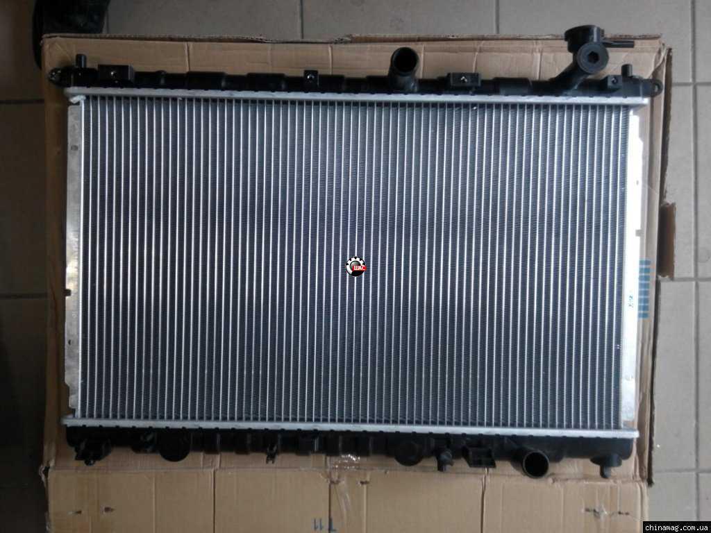 MG 350 Радиатор охлаждения 50016411