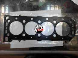MG 6 Прокладка ГБЦ (паронит) LVB90025A