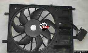 MG 6 Вентилятор охлаждения 10001383