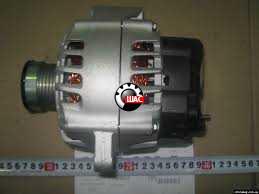 MG 6 Генератор 120А 10084003
