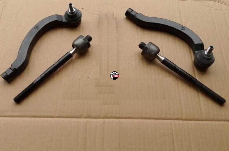 MG 3 CROSS Наконечник рулевой левый 10043992