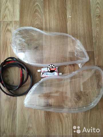 MG 350 Стекло фары передней левой 50018800