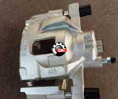 MG 350 Суппорт тормозной задний левый 10030812