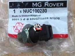 MG 550 Датчик давления масла NUC100280
