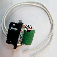 MG 6 Резистор вентилятора охлаждения 10037351