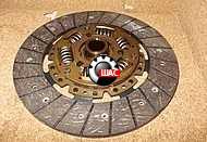 Dadi (Дади) Диск сцепления 2,8 дизель 240мм 24