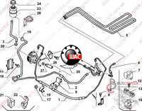 Dadi (Дади) Трубка гидроусилителя высокого давления