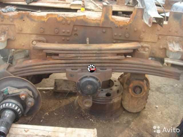 Dong-Feng DF25 (Донг Фенг) 1032/Богдан 25 Лист рессоры передней 2