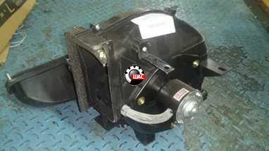 Foton 1043 Фотон (V=3.7L) Двигатель отопителя с крыльчаткой