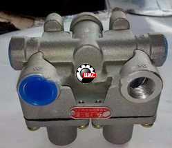 Dong-Feng DF47/1064 (Донг Фенг) Клапан тормозной защитный 4-контурный