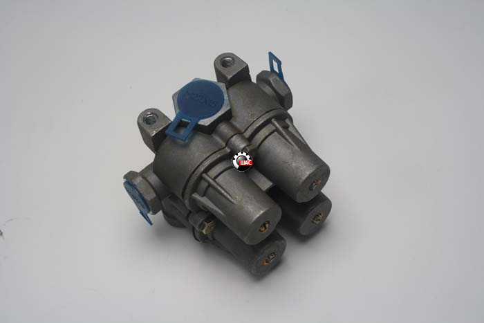 Dong-Feng DF47/1074 (Донг Фенг) Клапан тормозной защитный 4-контурный