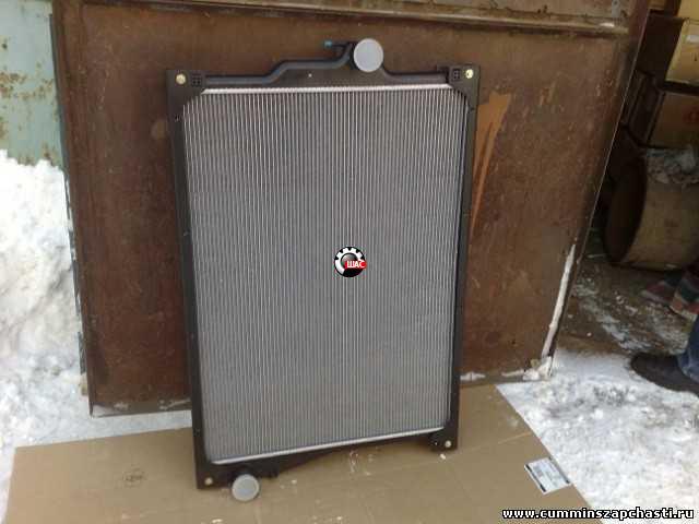 Dong-Feng DF47/1074 (Донг Фенг) Радиатор отопителя