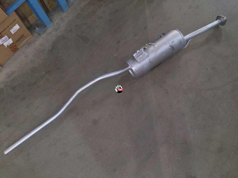 FAW (ФАВ) 1011 (V=0.97L) Глушитель