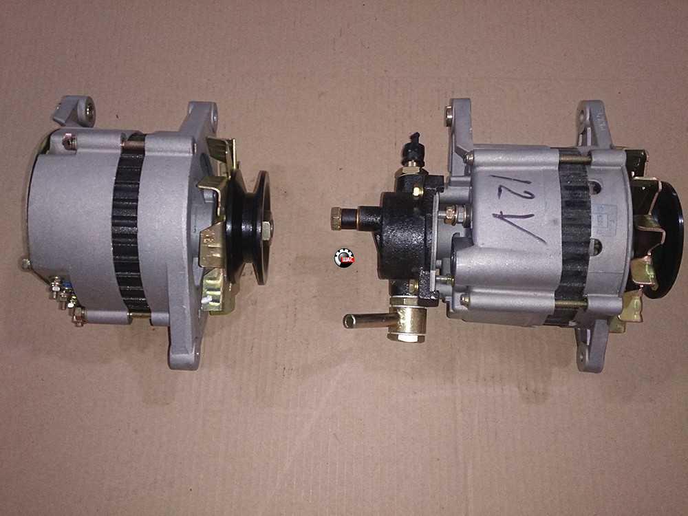 FAW (ФАВ) 1031 (V=2.54L) Генератор, 12V  750W