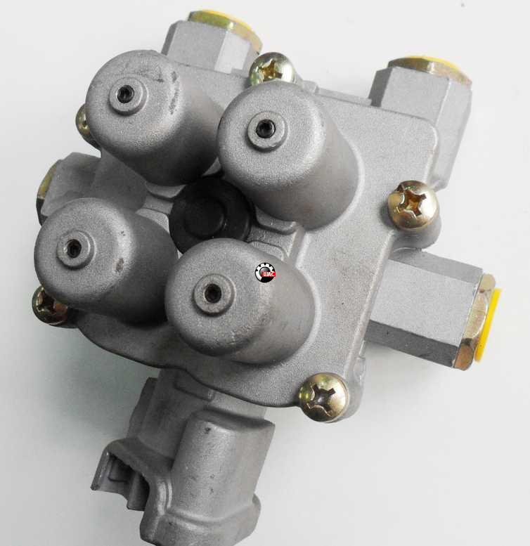 FAW (ФАВ) 1061 (V=4.75L) Клапан тормозной защитный 4-контурный