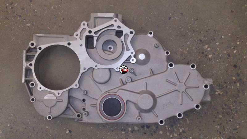 FAW (ФАВ) 1051 (V=3.17L) Крышка передняя блока цилиндров