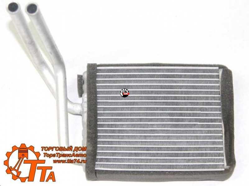 FAW (Фав) 3252 Радиатор отопителя
