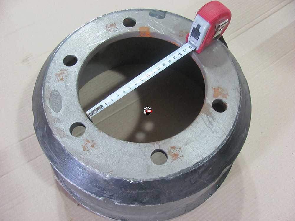 FAW (ФАВ) 1047 (V=3.17L) Барабан тормознойFAW (ФАВ) 1047 (V=3.17L) Барабан тормозной