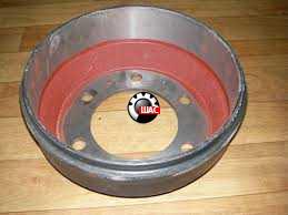 JAC 1020K Джак (V=2.54L) Барабан тормозной