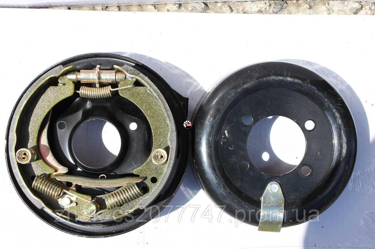 JAC 1020K Джак (V=2.54L) Механизм ручного тормоза в сборе