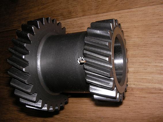 JAC 1020K Джак (V=2.54L) Шестерня 2-й и 3-й передачи промежуточного вала