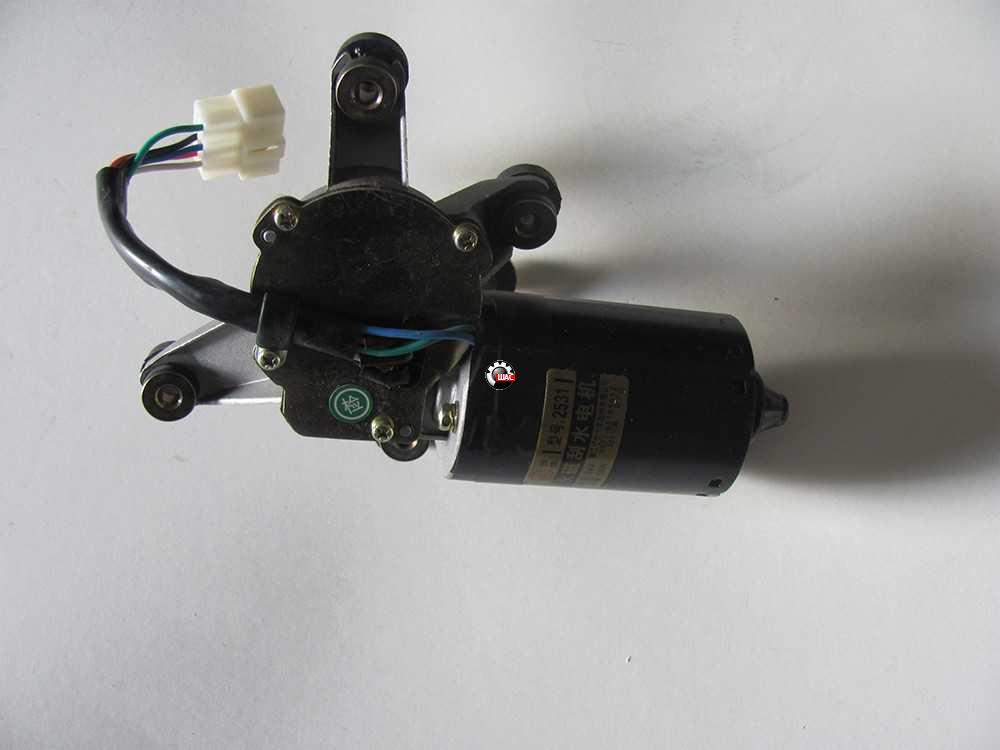 JAC 1020K Джак (V=2.54L) Двигатель стеклоочистителя