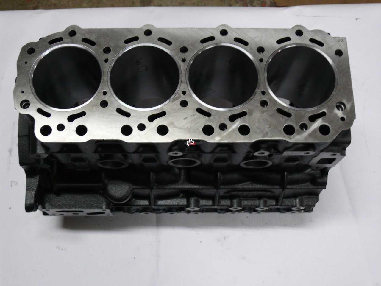 JAC 1045K Джак (V=2.8L) Блок цилиндров