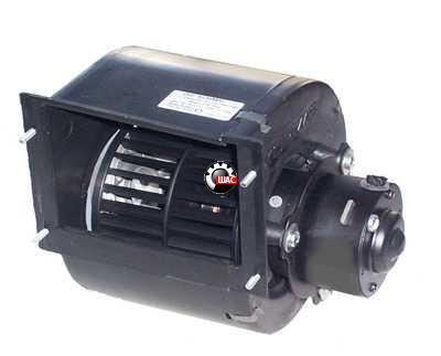Foton 1043-1 Фотон (V=3.3L) Двигатель отопителя с крыльчаткой