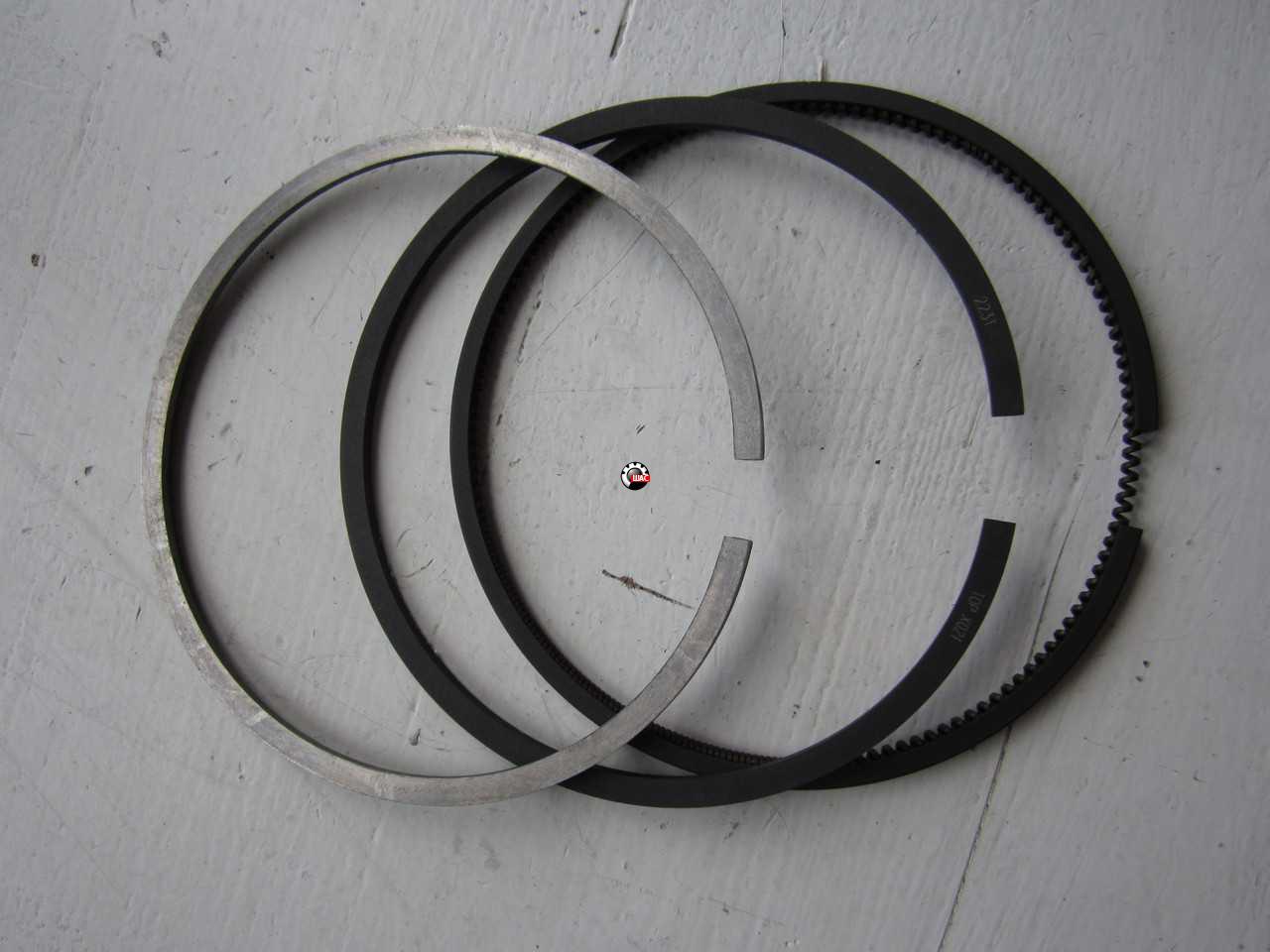 Foton 1049 Фотон (V=2.8L) Кольца поршневые
