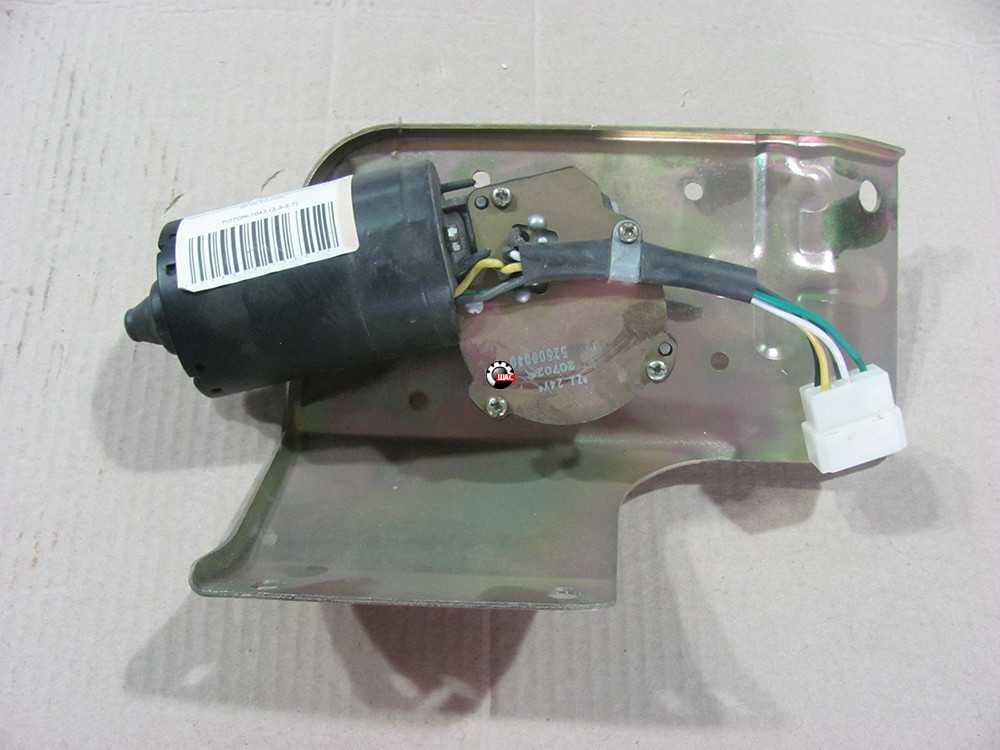 Foton 1049 Фотон (V=2.8L) Двигатель стеклоочистителя 12V