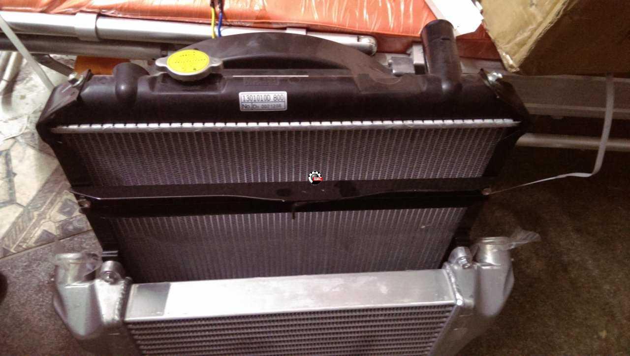 JAC 1045K Джак (V=2.8L) Радиатор