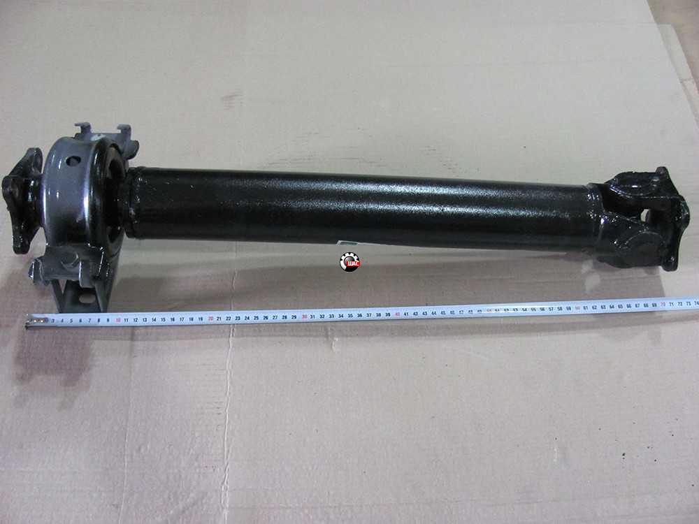 JAC 1045K Джак (V=2.8L) Вал карданный задний в сборе