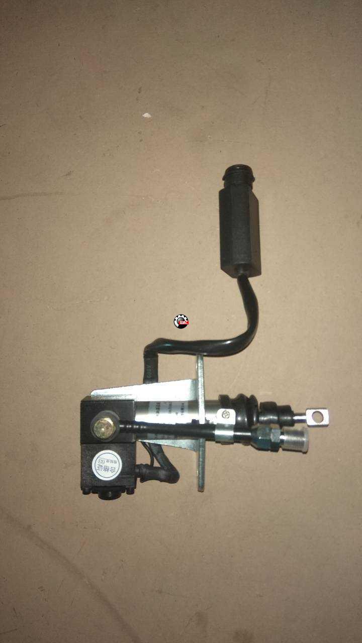 FAW (Фав) 3252 Мотор остановки двигателя (глушивка)