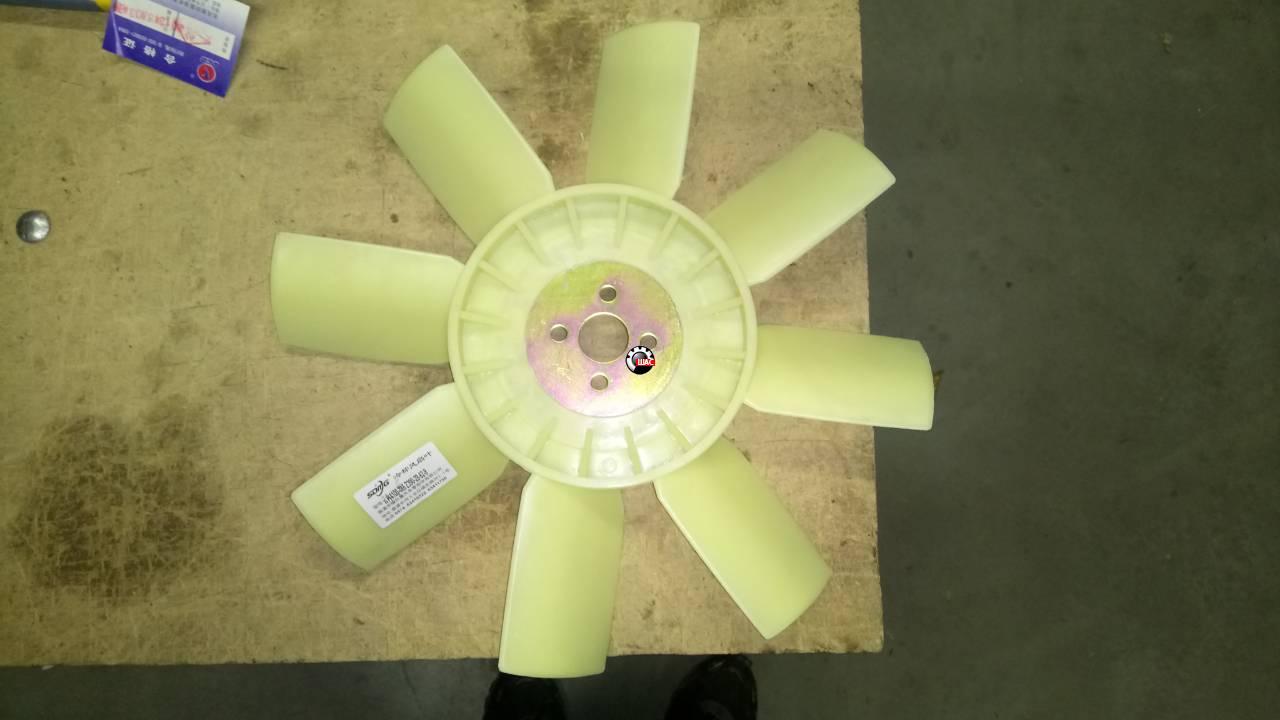 Dong-Feng DF25 (Донг Фенг) 1032/Богдан 25 Крыльчатка вентилятора