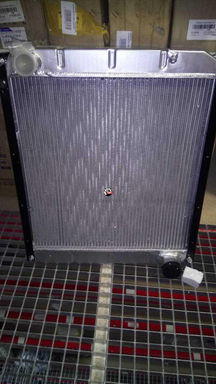 Dong-Feng DF40 (Донг Фенг) Радиатор охлаждения