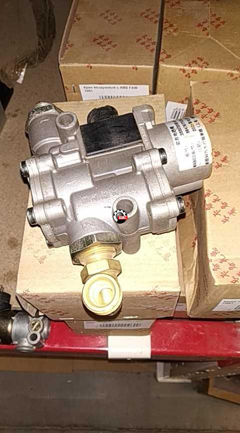 FAW (ФАВ) 1061 (V=4.75L) Клапан АВS электромагнитный