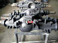 Dong Feng EQ 1051 (V=3.7L) Чулок заднего моста