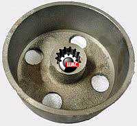 Dong Feng EQ 1051 (V=3.7L) Барабан тормозной (h-155mm. D-310mm)