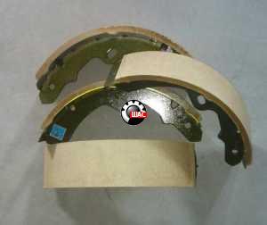 FAW (ФАВ) 1041 (V=3.17L) Колодки тормозные