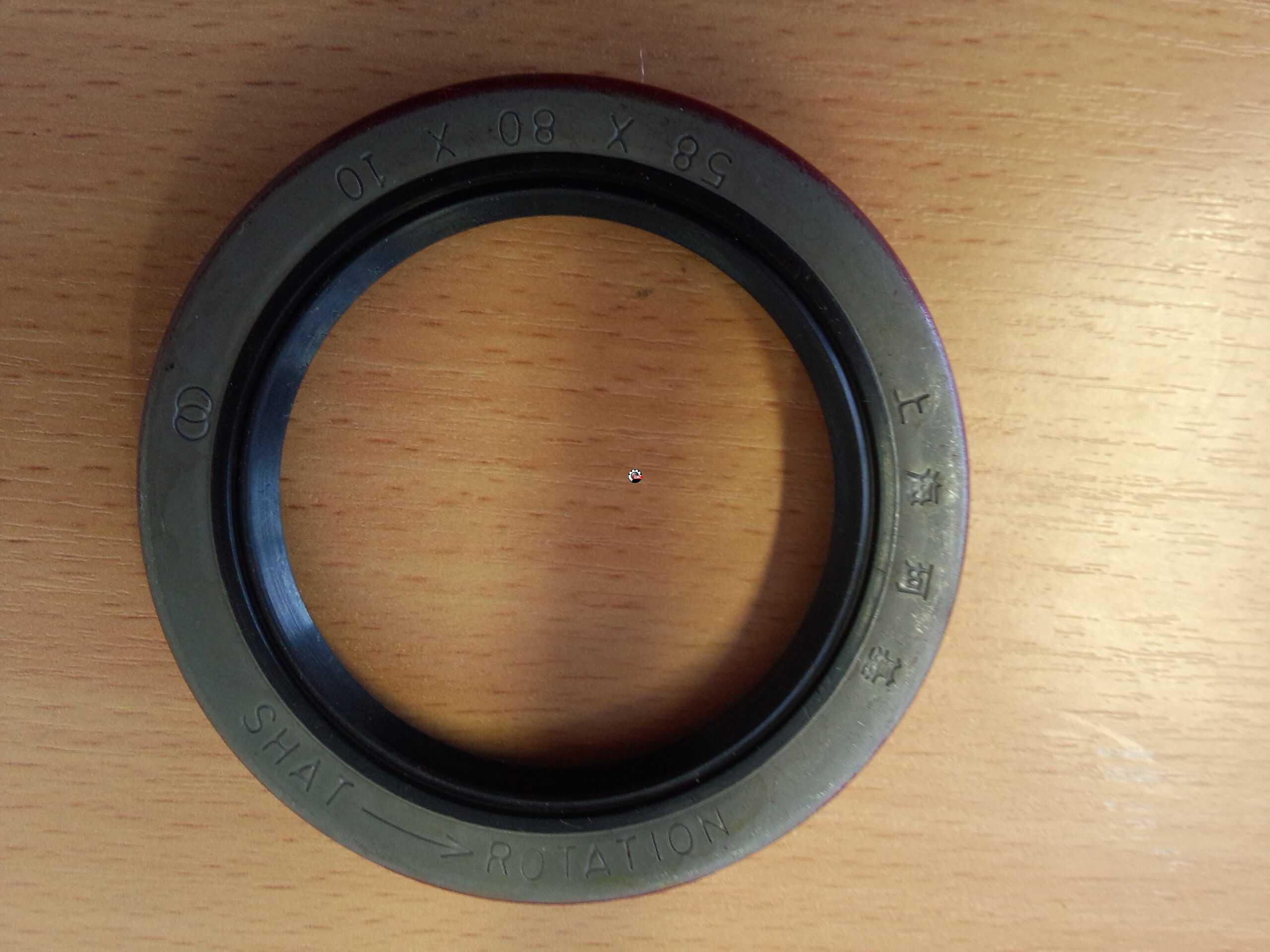 FAW (ФАВ) 1041 (V=3.17L) Сальник коленвала передний (58x80x10)