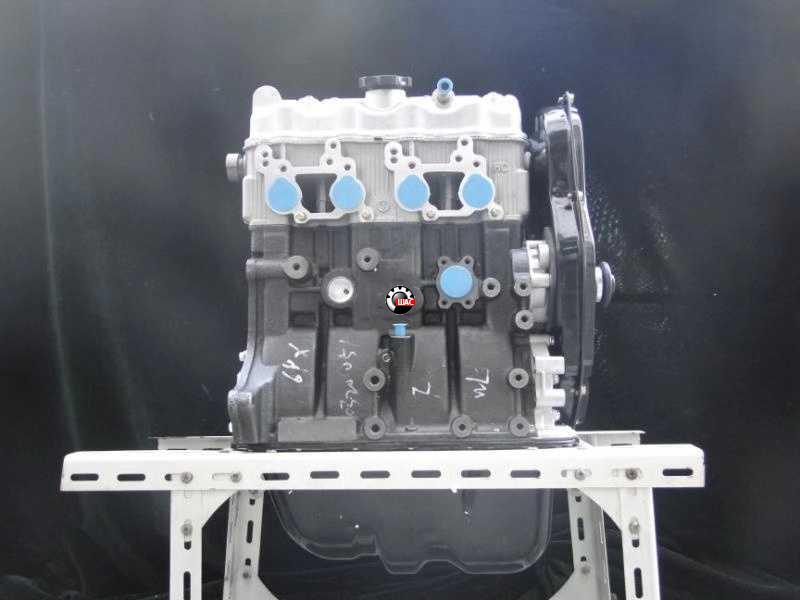 FAW (ФАВ) 1011 (V=0.97L) Двигатель