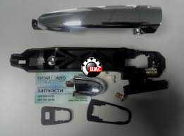 Lifan 320 Smily (Лифан 320 Смайли) Ручка двери наружняя задняя левая F6205300E05