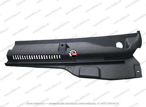 Lifan 320 Smily (Лифан 320 Смайли) Решетка вентиляционная под стеклом левая F5302110