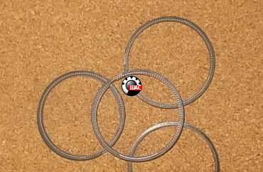 Dadi (Дади) Кольца поршневые STD 2,8 дизель