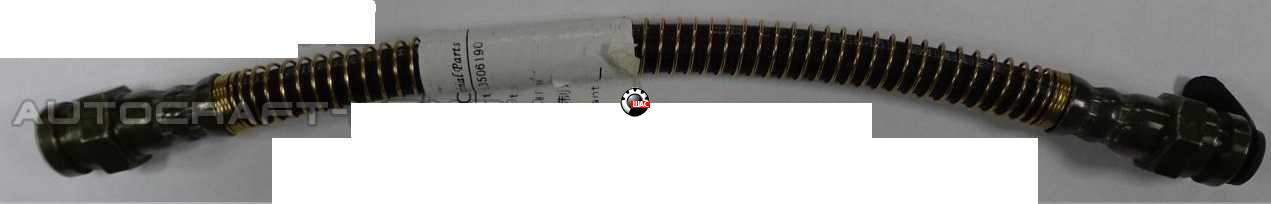 SMA (СМА) C51, C52, C81, R80 Шланг тормозной задний