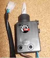 SMA (СМА) C51, C52, C81, R80 Электропривод замка двери передней левой
