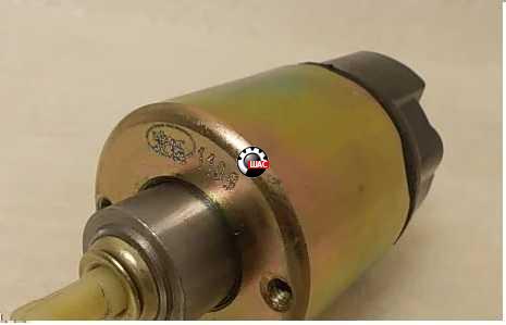 SMA (СМА) C51, C52, C81, R80 Втягивающее стартера (2 отверстия)