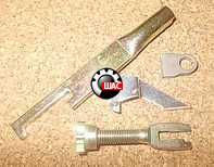 SMA (СМА) C51, C52, C81, R80 Ремкомплект заднего барабана левый