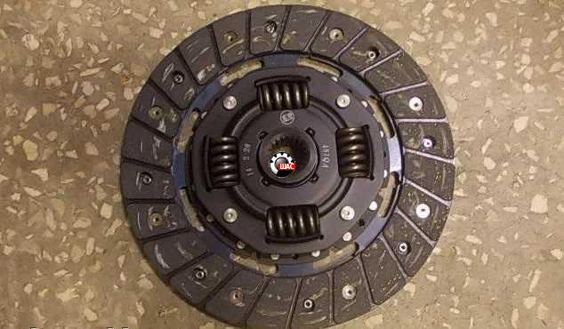 SMA (СМА) C51, C52, C81, R80 Диск сцепления 200 мм