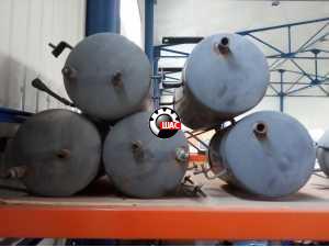 Dong-Feng DF47/1074 (Донг Фенг) Бачок рессивера